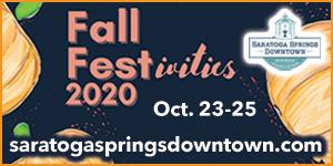 Saratoga DBA - Fall Fest 2020