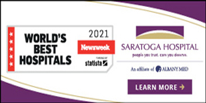 Saratoga Hospital - World's Best