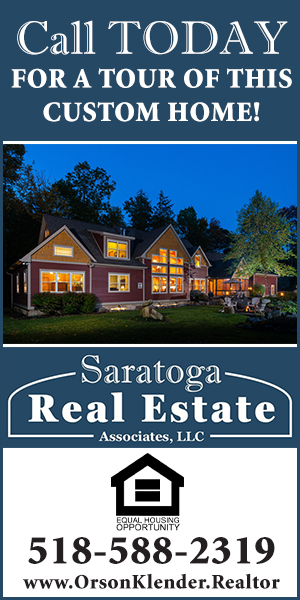 Saratoga Real Estate