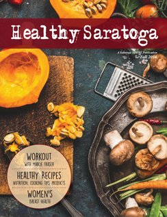 Healthy Saratoga 2016 Fall