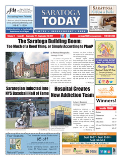 Saratoga Publishing September 22, 2017
