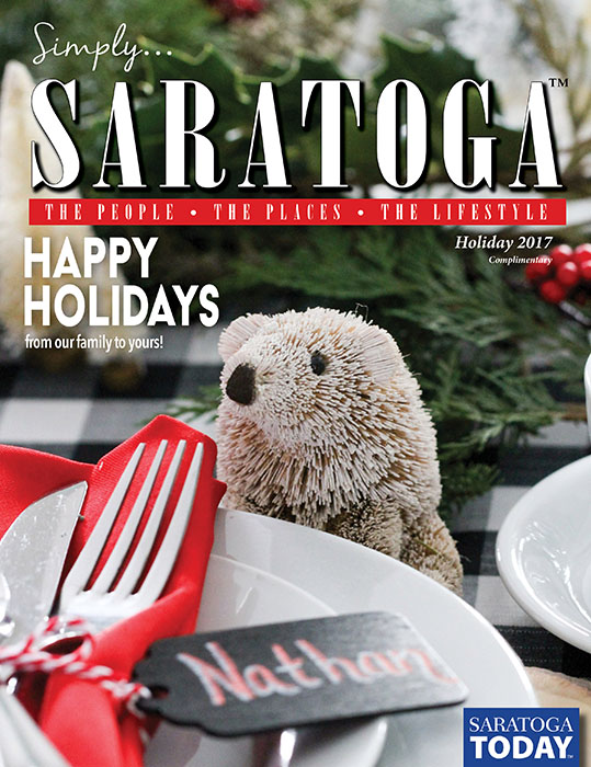 Simply Saratoga Holiday 2017