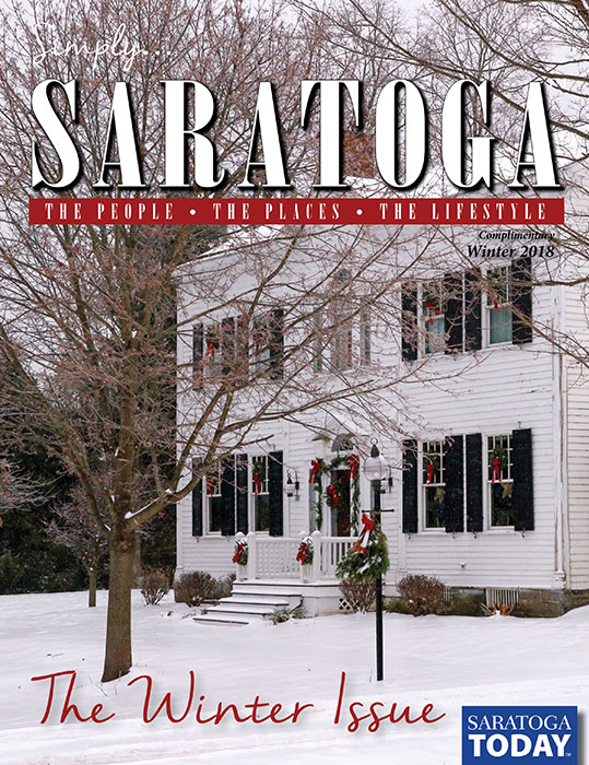 Simply Saratoga The Winter Issue 2018