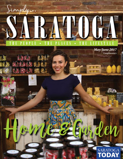 Simply Saratoga Home and Garden 2017
