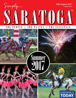 Simply Saratoga Summer 2017