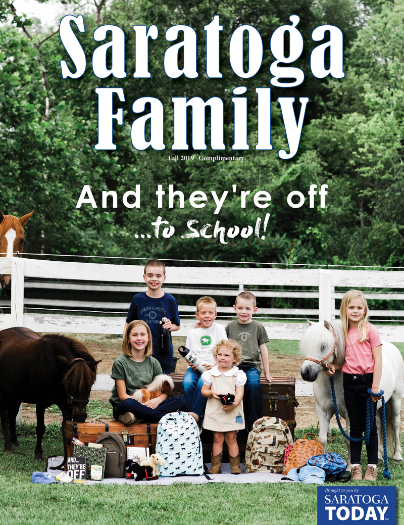 Saratoga Family Fall 2019