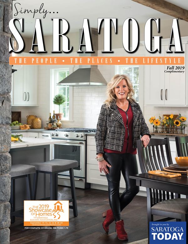Simply Saratoga Fall 2019 - Showcase of Homes