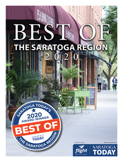 Saratoga Publishing Best Of 2020
