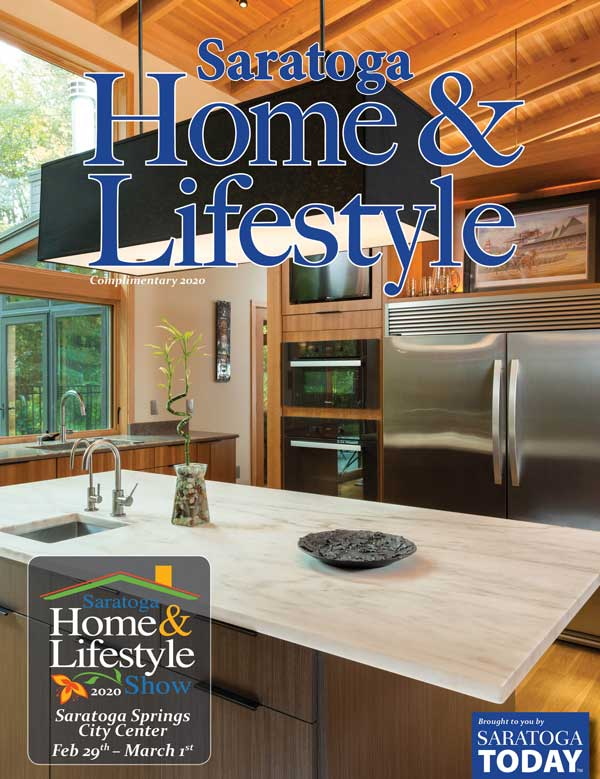 Simply Saratoga Home & Lifestyle 2020