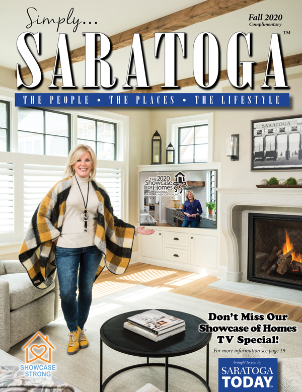 Simply Saratoga Fall 2020 - Showcase of Homes