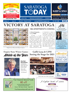 Saratoga Publishing March 12 - March 18, 2021