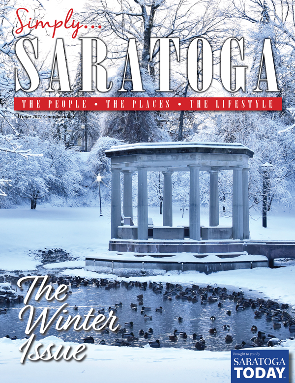 Simply Saratoga Winter 2021