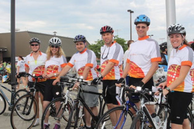 GlobalFoundries Participates in Saratoga Tour De Cure