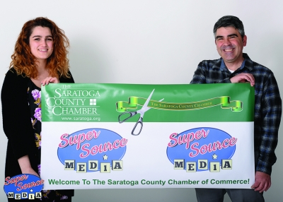 Chamber Welcomes Super Source Media