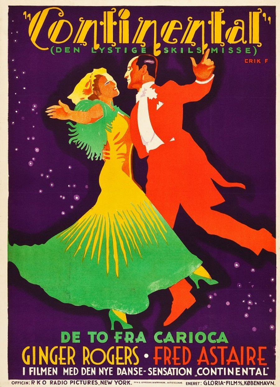 Art Of The Dance Posters From Hollywood S Golden Age Coming To The National Museum Of Dance