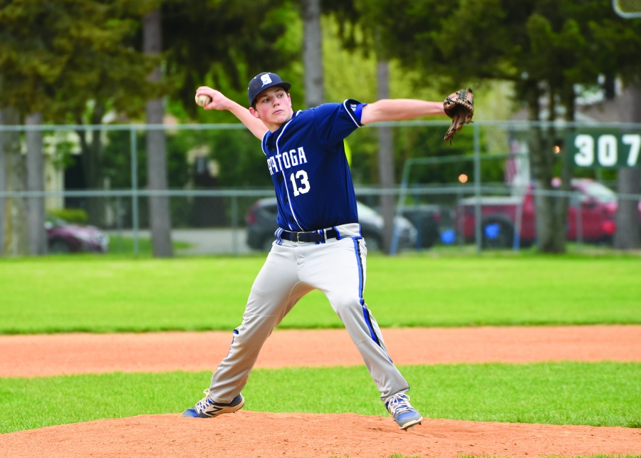 Student Athletes Give Back: Saratoga Baseball Hosts Benefit Game
