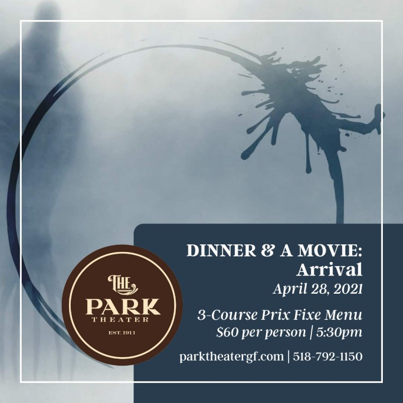 Park Theater to Host 'Dinner & Movie' Series, Rochmon Record Club Listening Parties