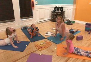 Namaste Yoga Announces Young Teen and Kid Yoga Classes