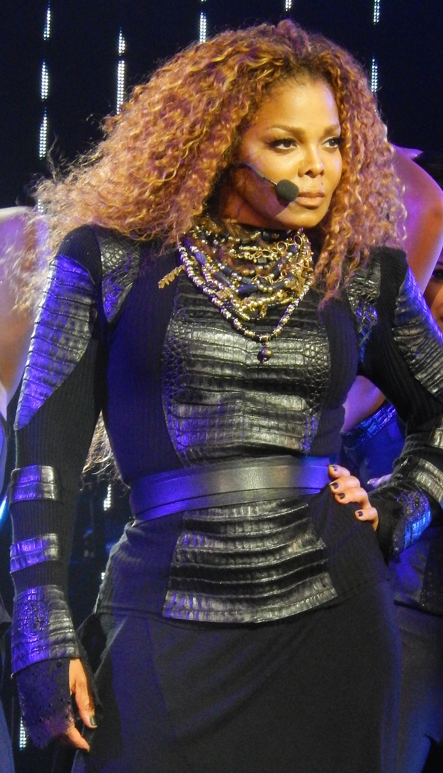 Janet Jackson at SPAC July 26