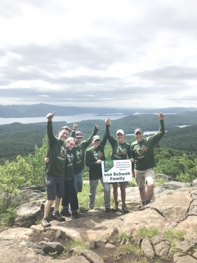 Saratoga Hospital Taking Steps to Battle Addiction One Hike at Time