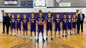 The Season Begins: Spa Catholic Basketball