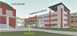 City Center Parking Structure Eyes November Grand Opening: Parking Rates Set, Limited Number of Annual Passes for Sale