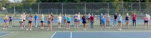 Game...Set...Match: Saratoga Tennis Starts First Week