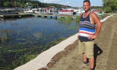 New 'Sox' to Protect Saratoga Lake Shore