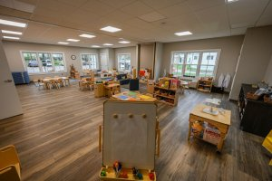 New Child Care Center to Serve Saratoga Race Course Backstretch Community
