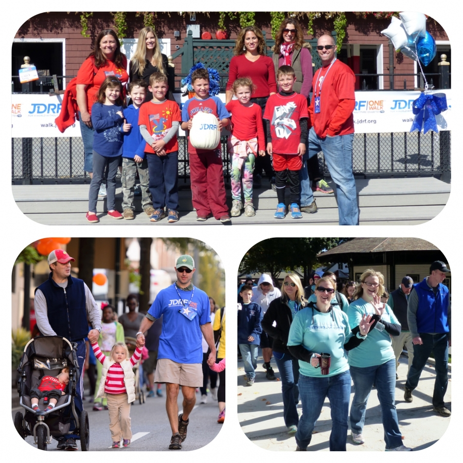 JDRF Walk at Saratoga Race Course