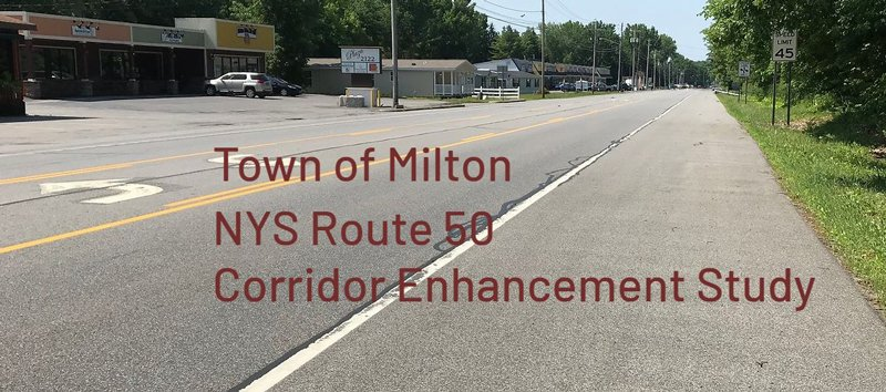 Route 50 Corridor Enhancement Study is being conducted by the town of Milton for the first time in 15 years. Photo provided.