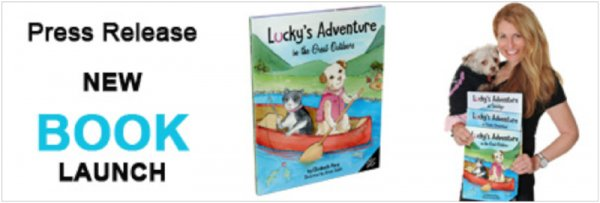 "Release of  ""Lucky's Adventure in the Great Outdoors"" A New Children's Book That Teaches The Importance Of Accepting Others, Friendship, Kindness and Teamwork."