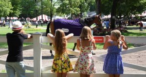 Additional Picnic Space at Saratoga Race Course This Summer
