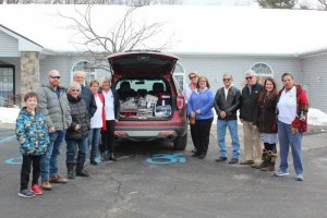 Local Elks Lodge Donates to Emergency Shelter