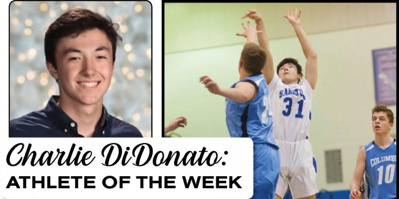 Athlete of the Week: Charlie DiDonato