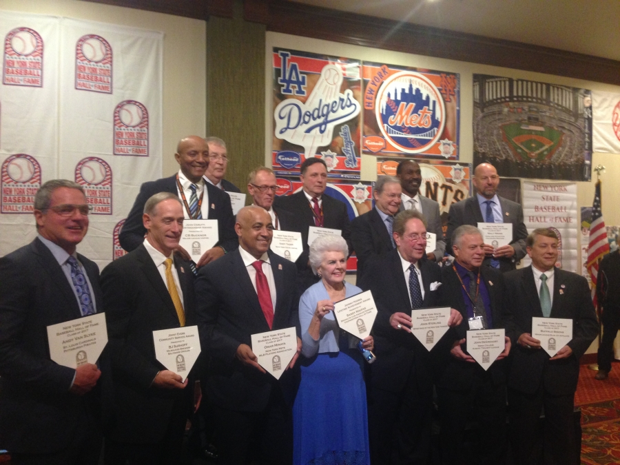 Two Saratoga County Locals Inducted to NYS Baseball Hall of Fame