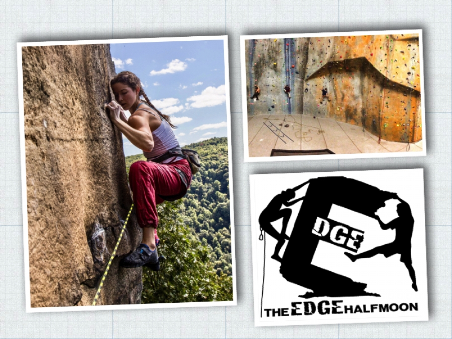 Rock Climbers to Gather at The Edge Halfmoon