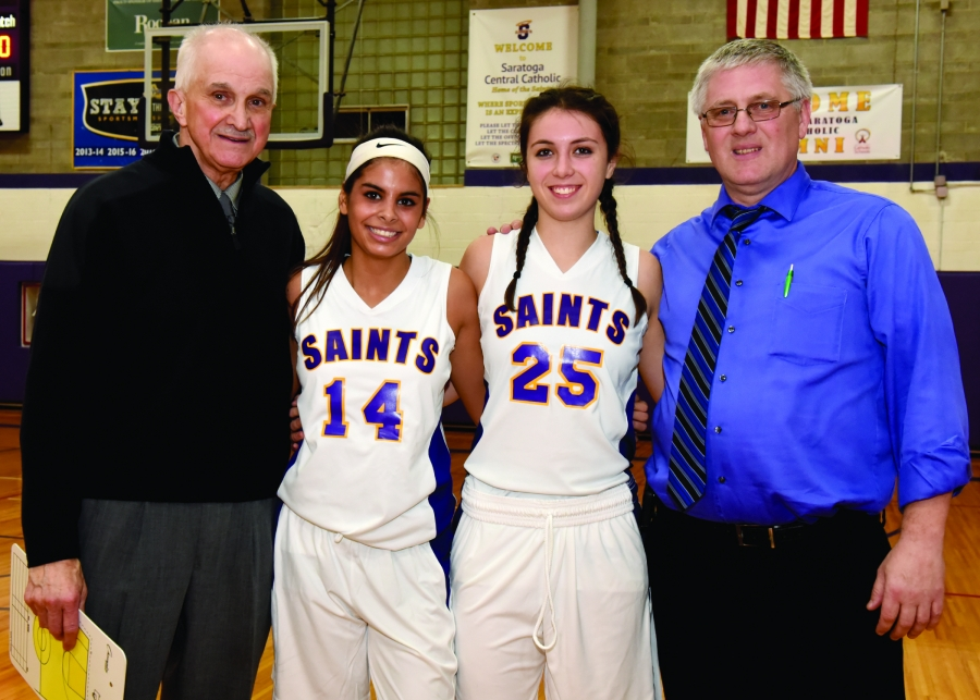 Spa Catholic Girls Basketball Rebuild