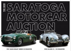 Saratoga Automobile Museum To Host Drive-In Consignment Day for Motorcar Auction