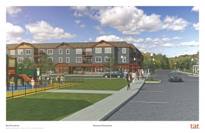 'Workforce Housing' Units Planned for Route 9 in Malta