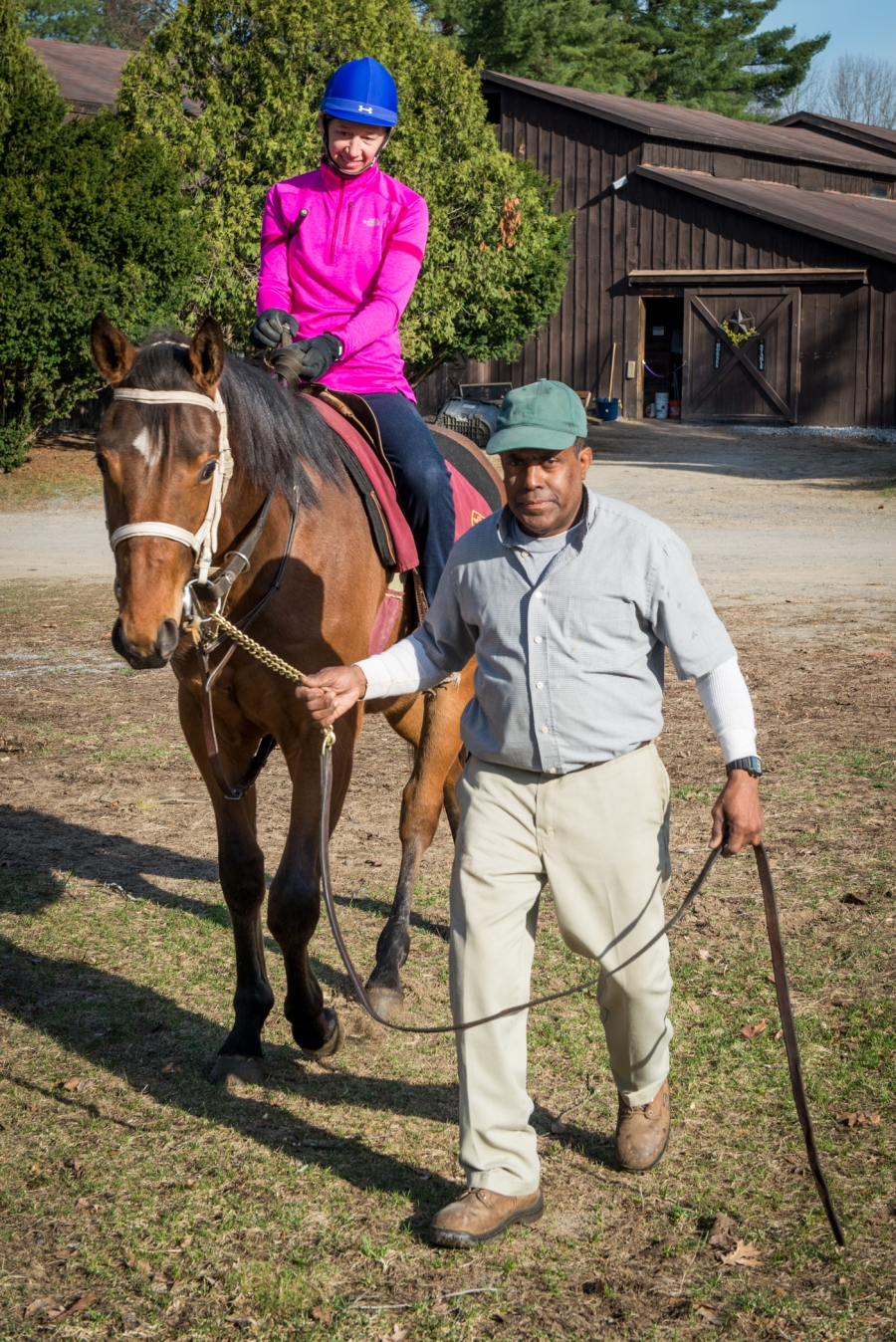 Veteran Breeder Returns to Saratoga with New Horse