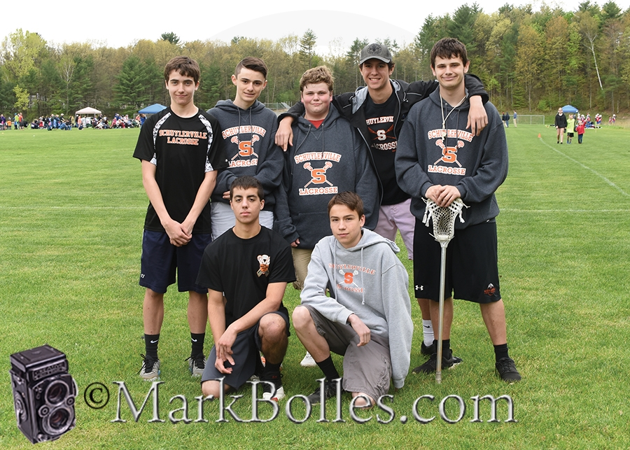 Student Athletes Give Back: Schuylerville Youth Lacrosse Hosts Benefit Shootout