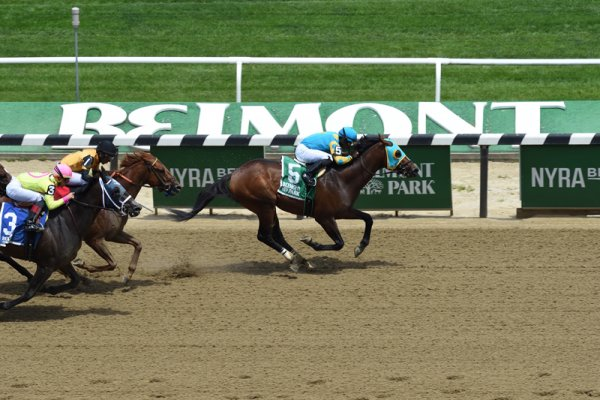 NYRA Looks to Launch Race Meet Without Fans June 1 at Belmont. Photo by Janet Garaguso, courtesy of NYRA.