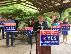 Battle Lines Drawn: Charter Change Back on the Ballot