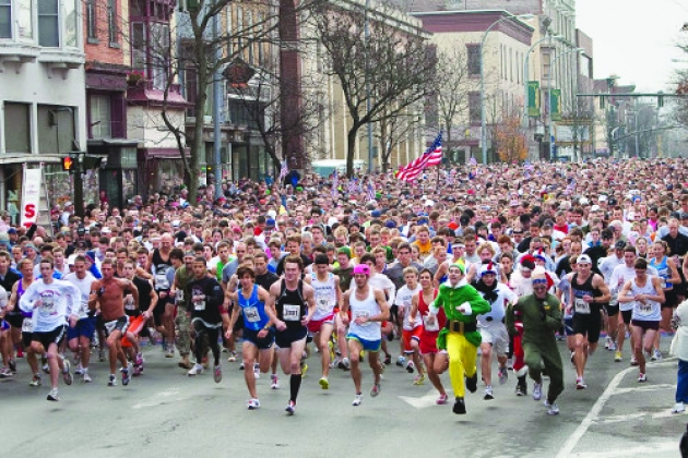Training Challenge Prepares Runners For Turkey Trots