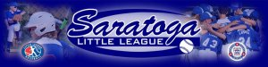 Saratoga Little League Registration Now Open
