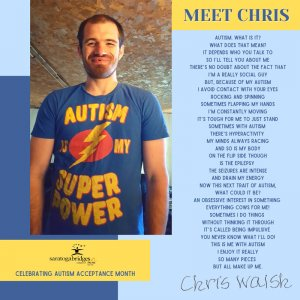 Meet Chris...