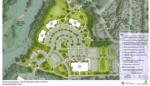 Saratoga Hospital Looks to Develop Morgan Street Medical Office Center