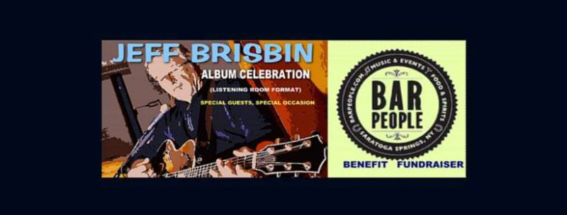 Live and On Stage: Brisbin Gig to Benefit Bar People