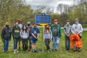 Saratoga County History Center Announces Participation in 16th Annual Canal Clean Sweep